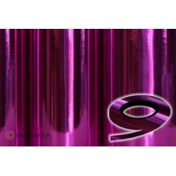 OR-26-104-xxx Oracover - Oraline - Chrome Magenta ( Length : Roll 15m , Width : 1mm )