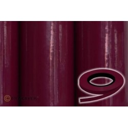 OR-26-120-xxx Oracover - Oraline - Bordeaux Red ( Length : Roll 15m , Width : 1mm )