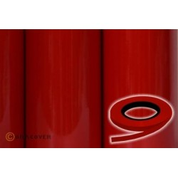 OR-26-222-xxx Oracover - Oraline - Scale Light Red ( Length : Roll 15m , Width : 1mm )