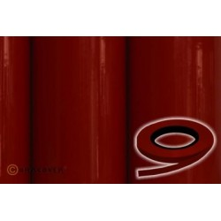 OR-26-223-xxx Oracover - Oraline - Scale Ferrari Red ( Length : Roll 15m , Width : 1mm )