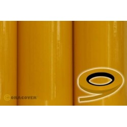 OR-26-230-xxx Oracover - Oraline - Scale Cub Yellow ( Length : Roll 15m , Width : 1mm )