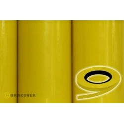 OR-26-233-xxx Oracover - Oraline - Scale Yellow ( Length : Roll 15m , Width : 1mm )