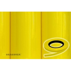 OR-26-332-xxx Oracover - Oraline - Royal Sun Yellow ( Length : Roll 15m , Width : 1mm )