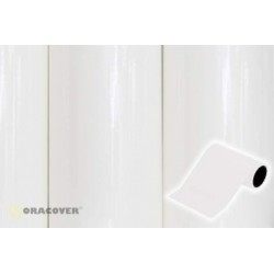 OR-27-010-002 Oracover - Oratrim - White ( Length : Roll 2m , Width : 9,5cm )