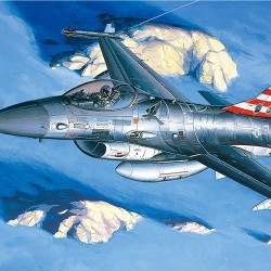 AC12259 F-16A/C FIGHTING FALCON 1/48