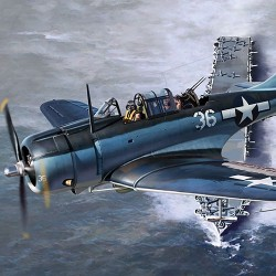 AC12329 SBD-5 Dauntless of Phillipine 1/48