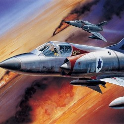 AC12247 MIRAGE IIIC FIGHTER 1/48