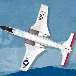 AC12548 USN F2H-3 VF-41 Black Aces 1/72