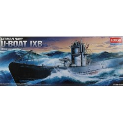 AC14203 DIVING U-BOAT 1/150