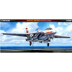 AC12504 (12504) F-14A VF-1 Wolf Pack 1/72