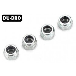 DUB2175 Grub Screws - 4mm x 6 Socket Set Screws (4 pcs per package)