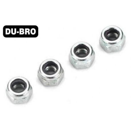 DUB2175 Grub Screws - 4mm x 6 Socket Set Screws (4 pcs per package)