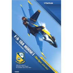 AC12424 (12424) F/A-18A BLUE ANGEL 1/72