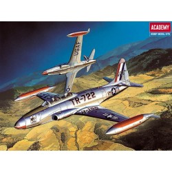AC12284 ACADEMY T-33A SHOOTINGSTAR 1/48