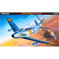 AC12234 ACADEMY - F-86F The Huff 1/48