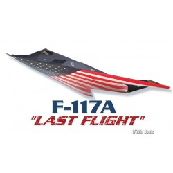 "AC12219 (12219) F-117A ""LAST FLIGHT"" 1/48"