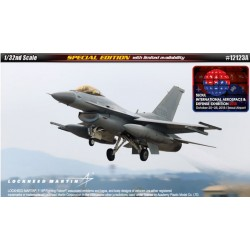 AC12123 Rokaf KF16C Fighting Falcon LE 1/32