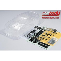 KBD48023 Carrosserie - 1/10 Touring / Drift - 190mm - Scale - Transparente - Camaro 2011