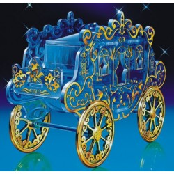 AC2003 ACADEMY - CRISTAL GOLDEN CARRIAGE