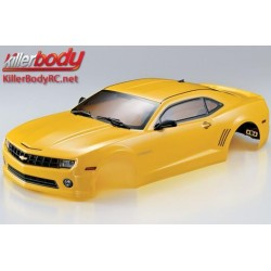 KBD48024 Carrosserie - 1/10 Touring / Drift - 190mm - Scale - Finie - Box - Camaro 2011 – Jaune