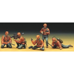 AC1370 (13252) - GERMAN INF. FIGURES 1/35