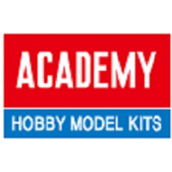 AC1547 ACADEMY Classic Motorcycle 1/10