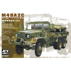 AF35007 AFV M49A2C FUEL TANK 1/35