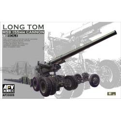 AF35009 AFV M59 155 mm CANON LONG TOM 1/35