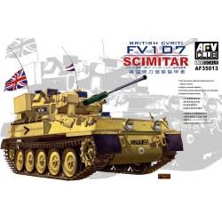 AF35013 AFV SCIMITAR CVR(T) 1/35