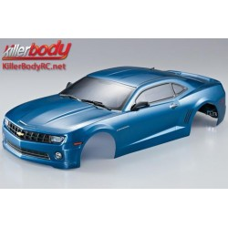 KBD48029 Carrosserie - 1/10 Touring / Drift - 190mm - Scale - Finie - Box - Camaro 2011 - Bleu métal