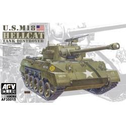 AF35015 AFV M18 HELLCAT 1/35