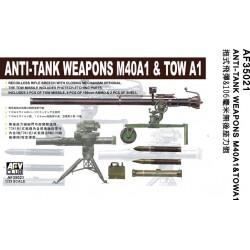 AF35021 AFV 106 mm TOW / ANTITANK 1/35