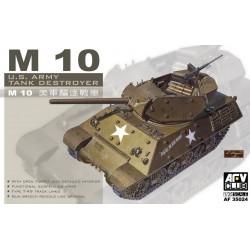 AF35024 AFV M10 TANK DESTROYER 1/35