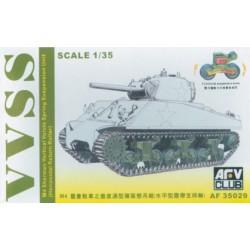 AF35029 AFV M4 SHERMAN VVSS SUSPENSION 1/35