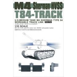 AF35033 AFV Tracks M 4 HVSS T 84 1/35