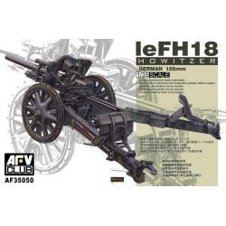 AF35050 AFV 10,5cm LeFH18 Field Gun 1/35