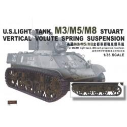 AF35056 AFV VVSS Suspension M5/M8 1/35