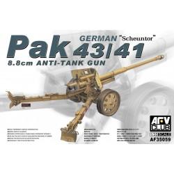 AF35059 AFV CANON 8,8 cm PAK 41/43 1/35