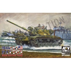 AF35060 M60A1 Patton Main Battle Tank 1/35