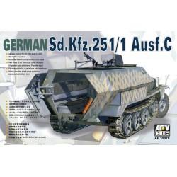 AF35078 AFV Sd.Kfz. 251/1 Ausf.C 1/35
