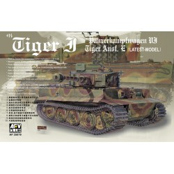 AF35079 AFV Tiger I (Late Production) 1/35