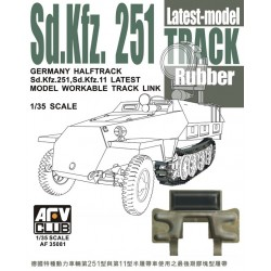 AF35081 AFV Sd.Kfz.251 Track 1/35