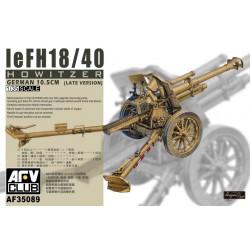 AF35089 AFV LEFH 18/40 105mm Howitzer 1/35