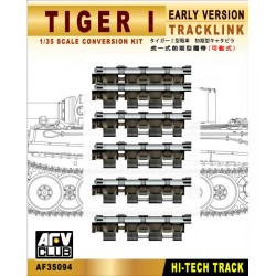 AF35094 AFV Track Tiger I Early Work. 1/35