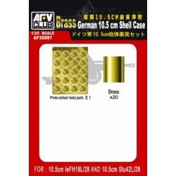 AF35097 AFV German 10,5 cm Shell Case 1/35