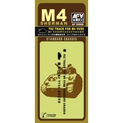 AF35099 AFV T62 Tack for M4 VVSS 1/35