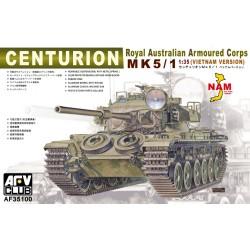AF35100 AFV Centurion Mk5/1 Australia 1/35