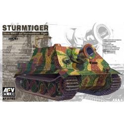 AF35103 Sturmtiger 38cm RW61 Strmmorse 1/35