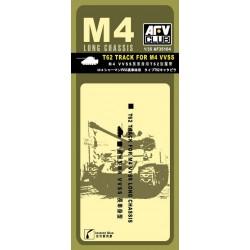 AF35104 AFV T62 Track for M4 VVSS 1/35