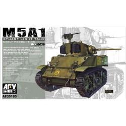 AF35105 AFV M5A1 Stuart Early Prod. 1/35